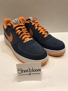 Nike Air Force 1 One Jeremy Lin J Lin Linsanity New York Knicks PE Size 12