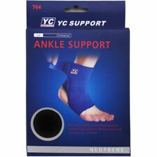 Adjustable Ankle Support Foot Guard Injury Wrap Elastic Strap Sports