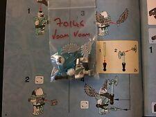 LEGO Chima 70146 Temple du Phoenix de Feu Minifigure de Voom Voom NEUF
