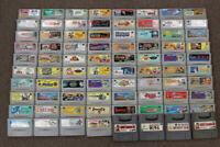 WHOLESALE LOT of 80 Nintendo Super Famicom Games SFC SNES Japan Import LOT #5