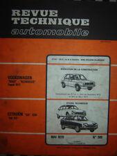 revue technique CITROEN GS X 3 X SPECIAL 1300 & 1130    E.O 1979 français