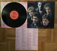 Loverboy Keep It Up (1983, LP) QC-38703 Lyrics Interview ZERO SCRATCHES Original