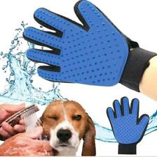 True Touch De-shedding Glove brush for Gentle and Efficient Pet Grooming Hot