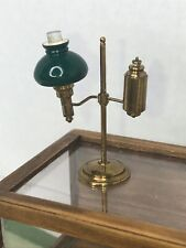 Antique Dollhouse Miniature Lamp