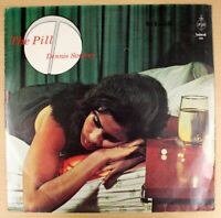 "DENNIS SINDREY THE PILL 1968 FEDERAL 208 12"" RARE SKA LP ALBUM EX"