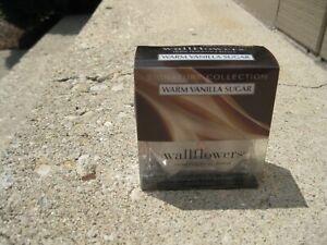 Bath & Body Works Warm Vanilla Sugar 1 Box of 2 New + Unused Fast Ship