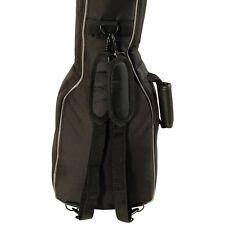 On Stage Deluxe Gig Bag Soprano Ukulele GBU4103, Black