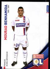 Mourad Benhamida Olympique Lyon 2006/07 TOP AK+52192 +A 77142