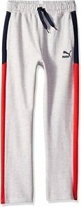 PUMA Boy's Youth Fleece Sweatpants (Ages 7-18 Years)