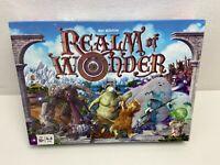 Realm of Wonder von Toad Kings Brettspiel Gesellschafts Familien Sci-Fi Fantasy