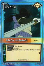 NARUTO CARD GAME Spada Kusanagi TE-150 NEW FOIL MINT RARE