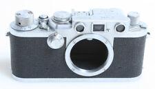 Leica Leitz IIIF Red Dial  Serial # 642527