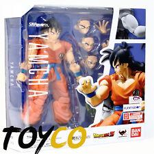 New US SH Figuarts Bandai Dragon Ball Z Yamcha Authentic In Stock Tamashii