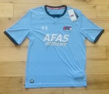 Under Armour Men's AZ Alkmaar 2019/20 Goalkeeper Football Shirt Top New Size L