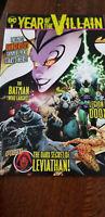 2019 SDCC COMIC CON EXCLUSIVE DC YEAR OF THE VILLAIN BATMAN COMIC BOOK # 1
