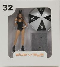 SIDEWAYS SWFIG/007 GRID GIRL FIGURE PLAYBOY, GENA 1/32 SLOT CAR FIGURE