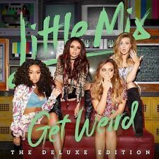 LITTLE MIX Get Weird The Deluxe Edition CD BRAND NEW