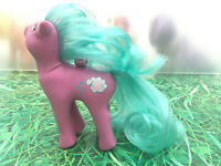 My Little Pony G1 Cloud Puff Flutter Vintage Toy Hasbro 1987 Collectibles MLP *
