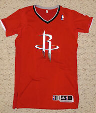 Chandler Parsons 2013 NBA Christmas Day Game Used Short Sleeve Jersey - Rockets
