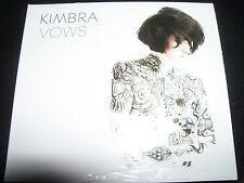 Kimbra Vows (Australia) Digipak CD - Like New