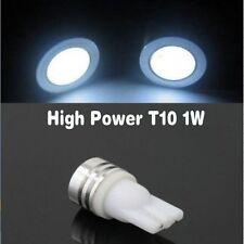 2 ampoule LED HIGH POWER 1W W5W T10 BLANC PUR XENON RENAULT CLIO WILLIAMS