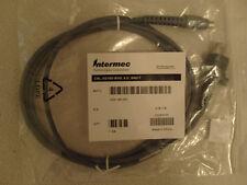 Intermec 236-186-001 Scanner Cable PS/2 (mini-DIN) Keyboard Wedge 6.5' SR61T