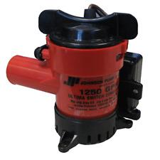 Johnson Pump Automatic Bilge Pump Ultima Combo 1250 gph,  08203-00