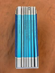 Volvo Penta HU models service manual set part #7788850