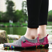 Womens Water Shoes Beach Swim Shoes Quick-Dry Barefoot Lightweight Water Shoes