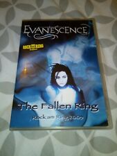 Evanescence-dvd Live Rock Am Ring 2003 Vg++ Zone 0 /within temptation