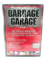 BARRAGE GARAGE VOL 1 - GARAGE WARRIORS ULTIMATE DVD-SEALED