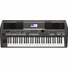 YAMAHA PORTATONE electronic keyboard PSR-S670 61 keys Japan new .