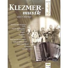 Klezmermusik aus Odessa - Noten für Akkordeon solo 1780 - 4031659017800