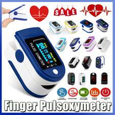 Fingertip Pulse Oximeter Blood Oxygen Saturation Finger PR Health Care Monitor