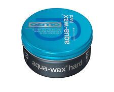 Osmo Aqua-Wax Hard 100ml Mens Hair Styling Grooming Barbers Strong Hold