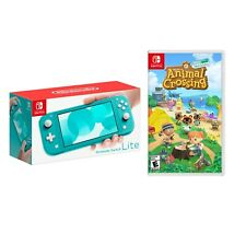 🦝 NEW Nintendo Switch Lite Animal Crossing 🦝 PICK SWITCH COLOR 🦝