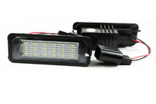 NUMBER LICENSE PLATE LIGHT 2x LED FOR VW AMAROK LUPO NEW BEETLE POLO TOUAREG