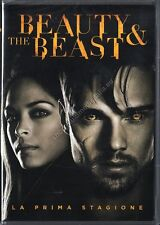 THE BEAUTY & E THE BEAST STAGIONE 1 - COFANETTO 6 DVD NUOVO!