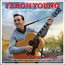 Faron Young ~ Country Hits & Favourites NEW 2CD 50 Country + Western Classics