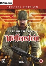 Return to Castle Wolfenstein Special Edition PC NEW And Sealed UK Release