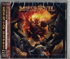 MPIRE OF EVIL-HELL TO THE HOLY-JAPAN 2 CD Ltd/Ed G50