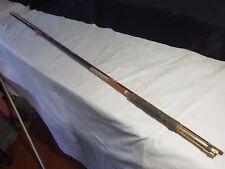 Daiwa Tubular Glass Construction 9ft Long 2 Piece Cork Handled Fly Rod