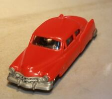 1950 Cadillac Sedan  HO Scale Busch Made in Germany