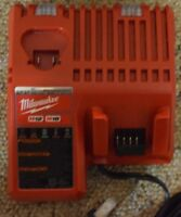 Milwaukee M18 18V 12V Lithium Ion Cordless Battery Charger 48-59-1812 NEW