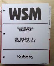 Kubota Heavy Equipment Manuals & Books for Tractor for sale | eBay on