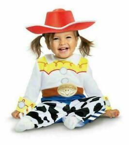 AmzKids Toddler Girls Jessie Costume Child Cowgirls Fancy Dress Princess Halloween Party Outfit