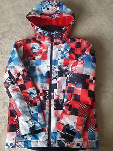 Boy's Quiksilver Ski Jacket 13-14 Years