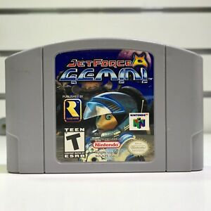 Jet Force Gemini (Nintendo 64, 1999) Authentic N64 Cartridge