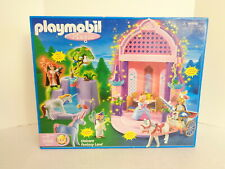 2004 Playmobil Magic #5756 Unicorn Fantasy Land Building Set MIP