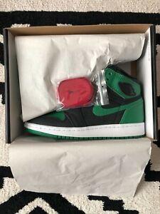Nike Air Jordan 1 Retro High OG Pine Green 2.0 555088-030 Mens Size 7.5-9 ✅